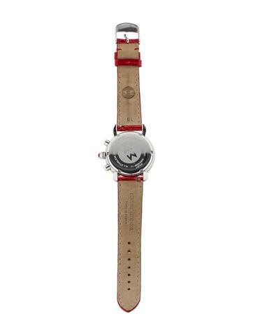 CSX Diamond Chronograph Watch