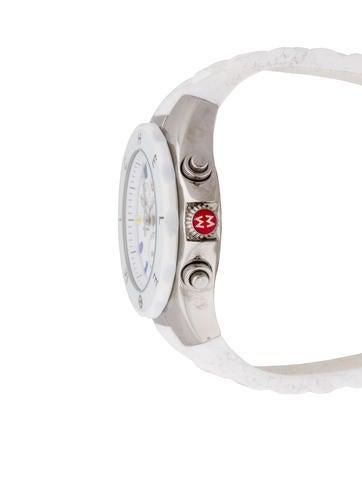 Tahitian Jelly Bean Carousel Chronograph Watch