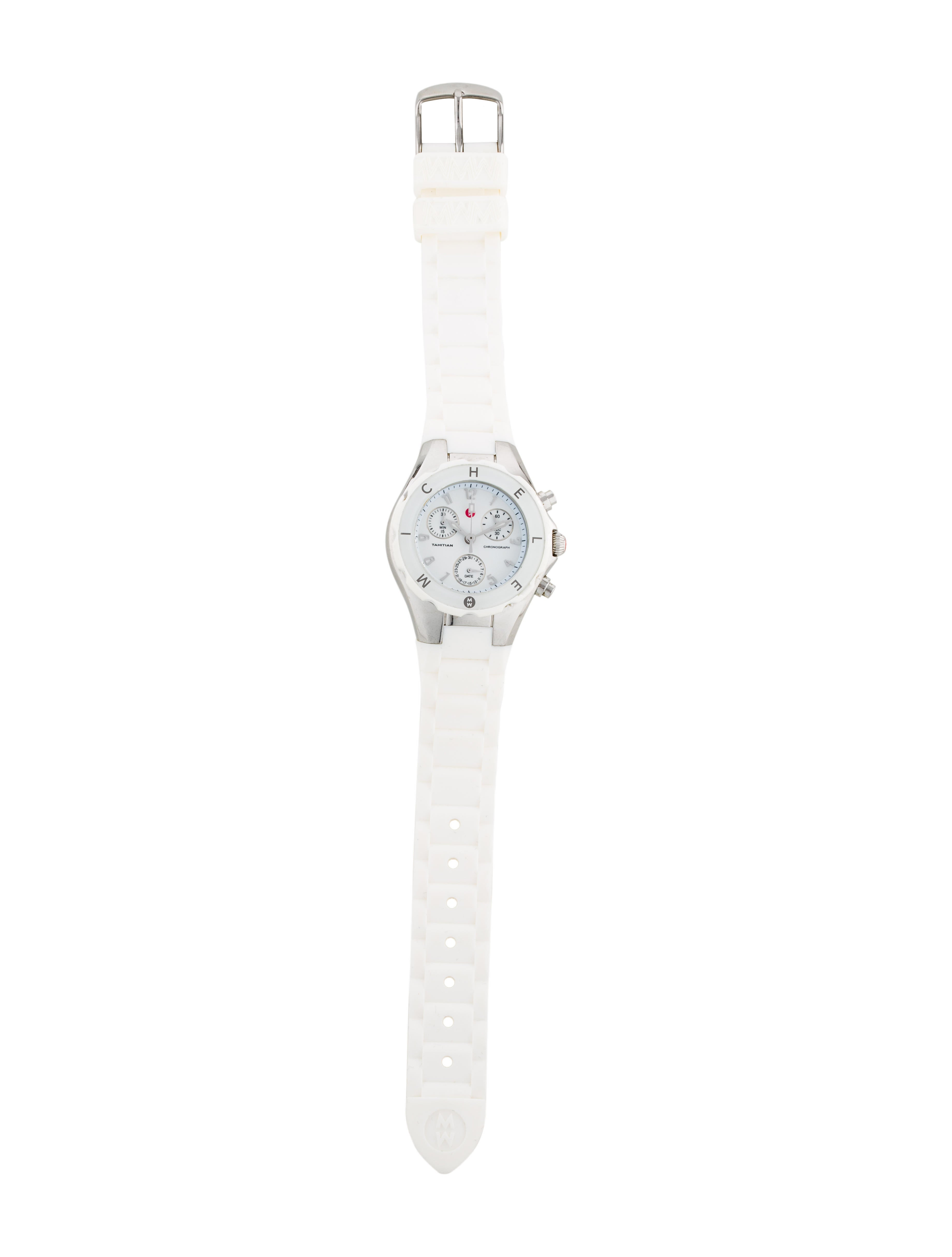 Michele Tahitian Jellybean Watch Strap Mie23617 The