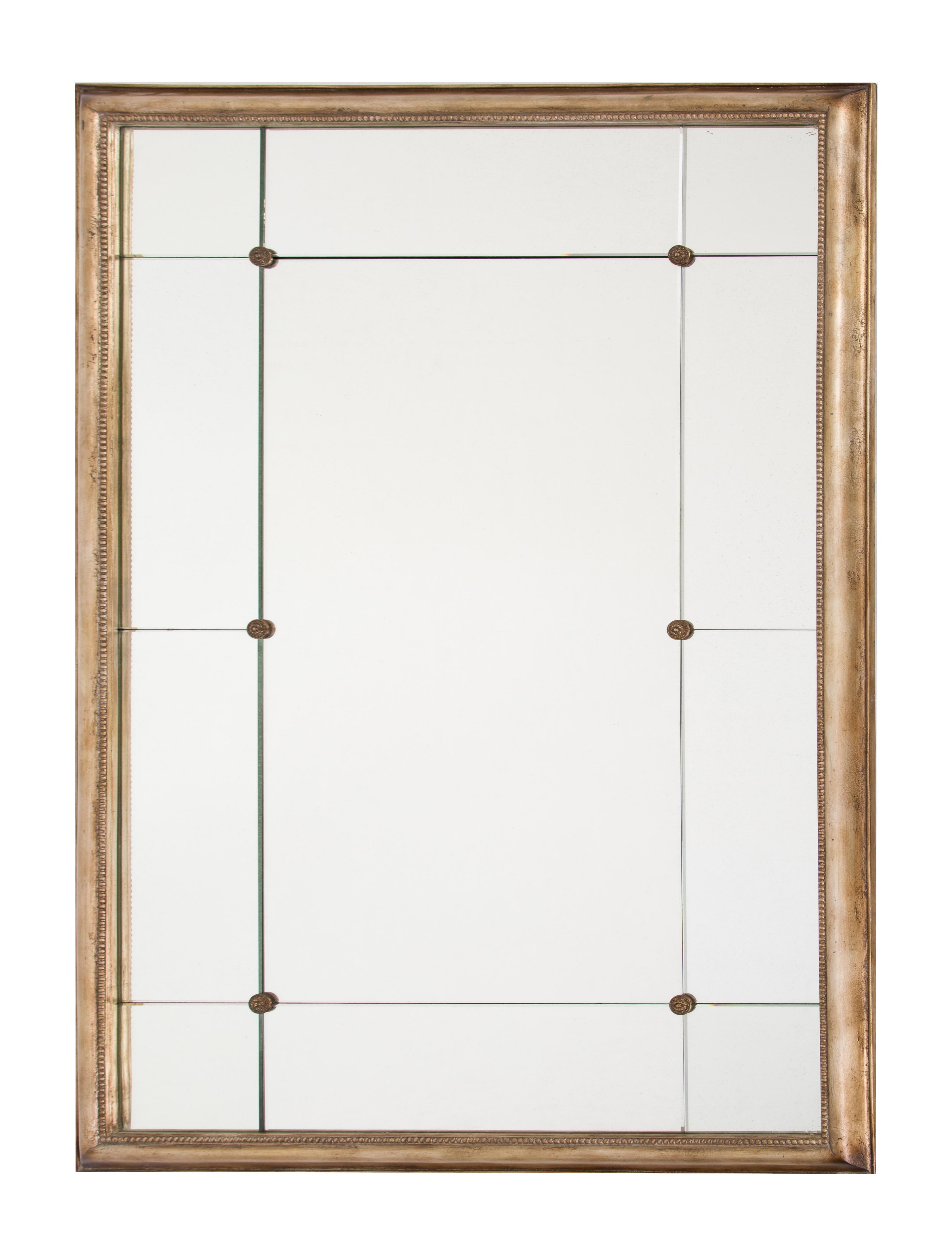 Floor Length Giltwood Mirror Decor And Accessories