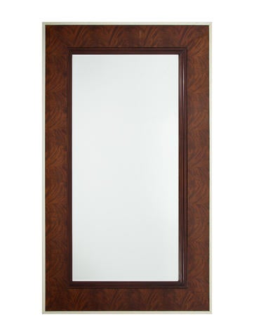 Floor length mahogany mirror decor and accessories for Decorative floor length mirrors
