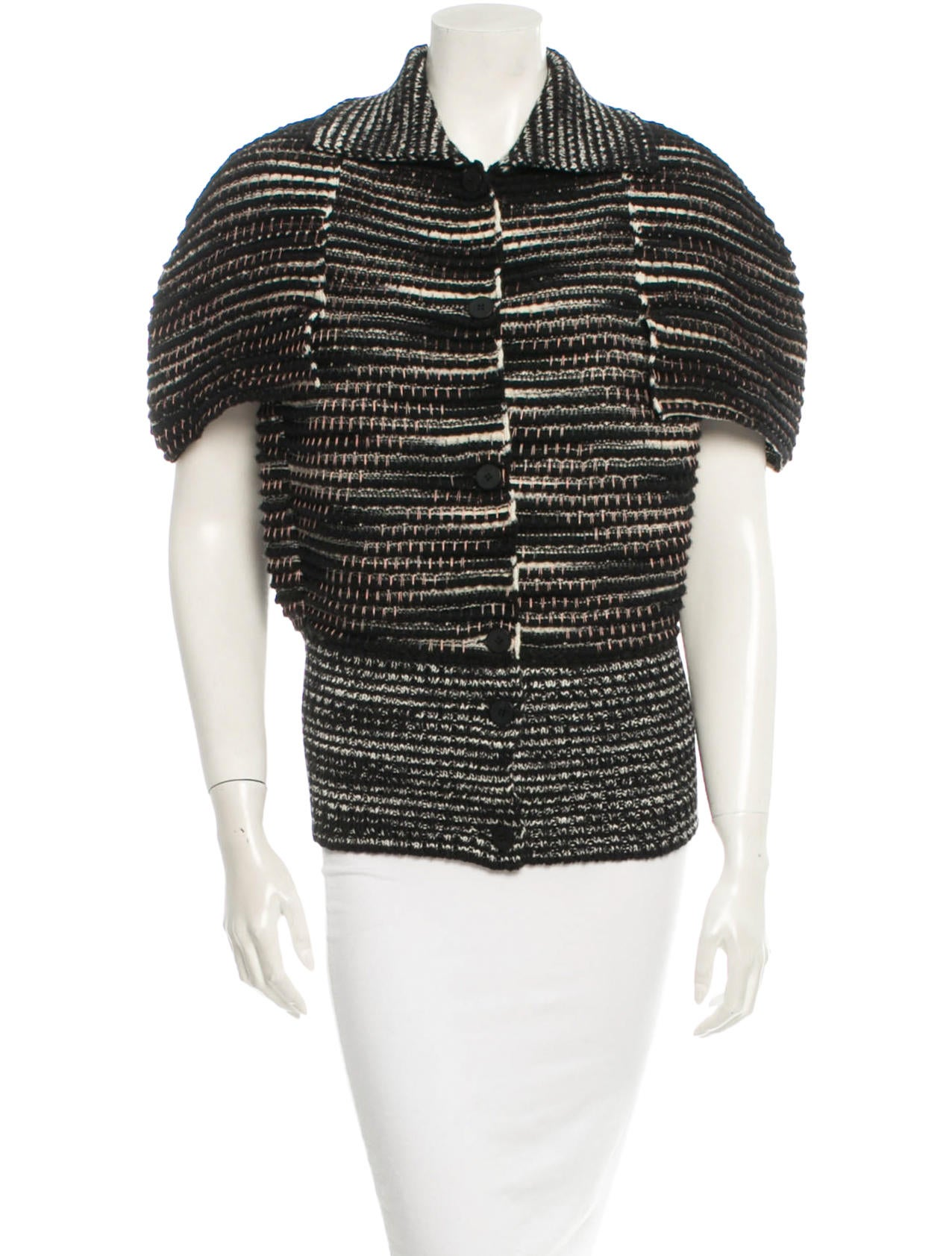 Missoni wool top w tags clothing mis27941 the realreal for Best wool shirt jackets