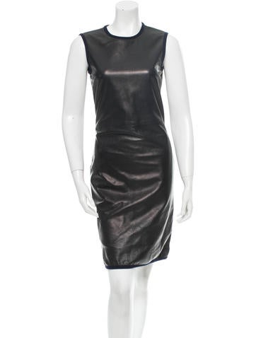Missoni Leather Dress