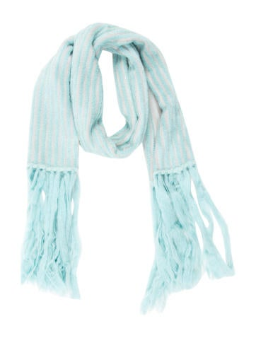 Missoni Raw-Edge Scarf None