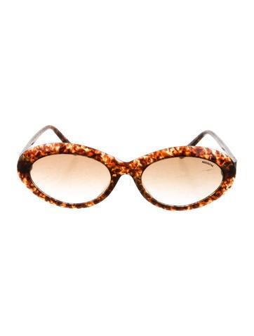 Missoni Marbled Cat-Eye Sunglasses