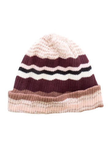 Missoni Wool Knit Beanie None