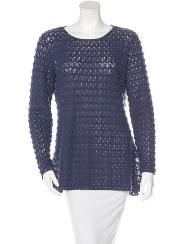 Missoni Wool Rib Knit Tunic w/ Tags None