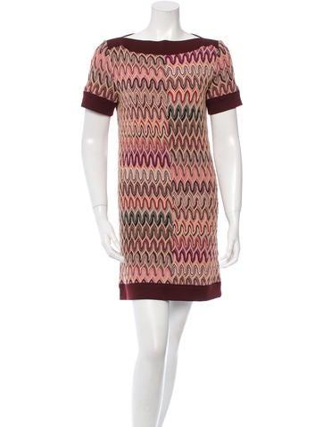 Missoni Wool Knit Dress None