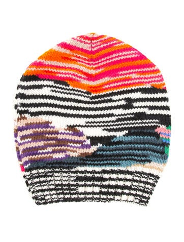 Missoni Multicolor Wool Beanie w/ Tags None