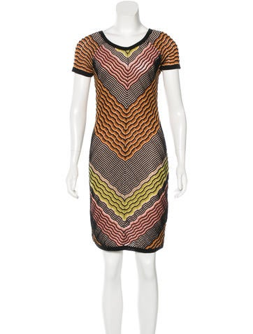 Missoni Knit Midi Dress None