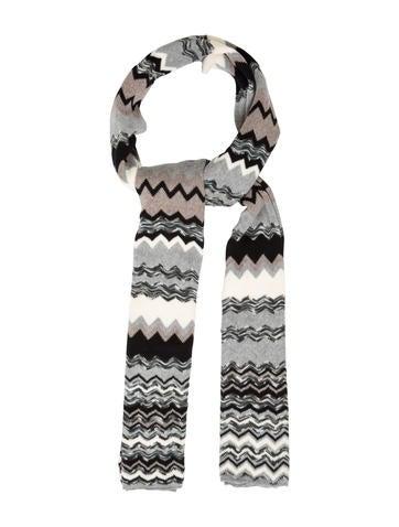 Missoni Multicolor Wool Scarf None