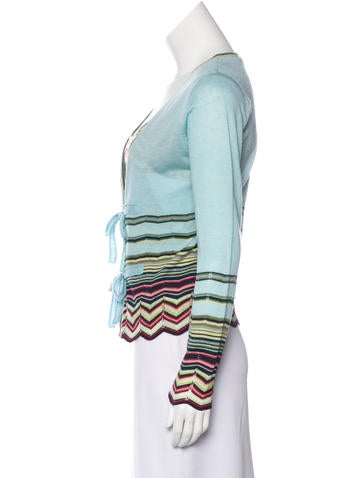 Wool & Silk Cardigan Set