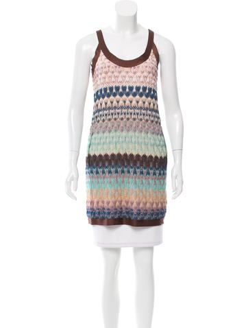 Missoni Patterned Tunic Top None