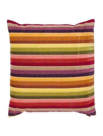 Missoni Mysore Throw Pillow
