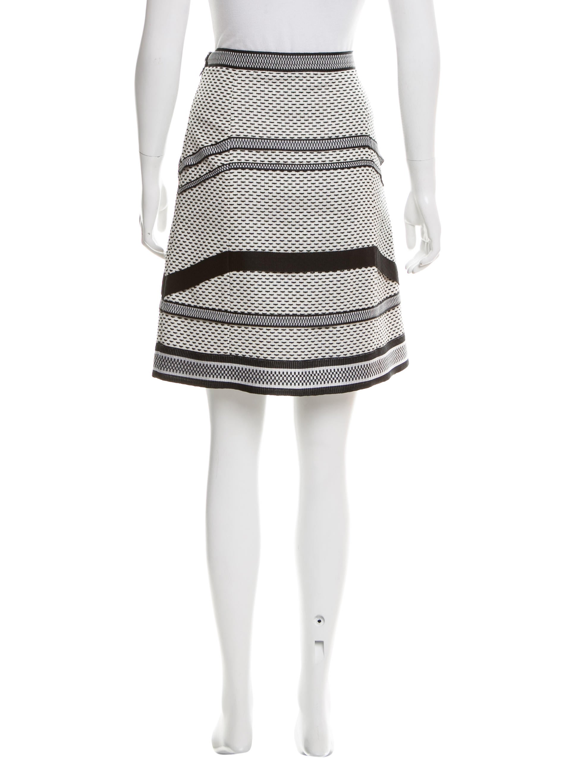 missoni patterned a line skirt w tags clothing