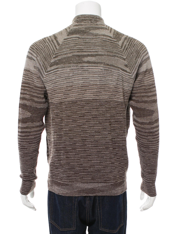 Knitting Cardigan Collar : Missoni knit shawl collar cardigan w tags clothing