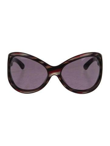 Missoni Marble Oversize Sunglasses None