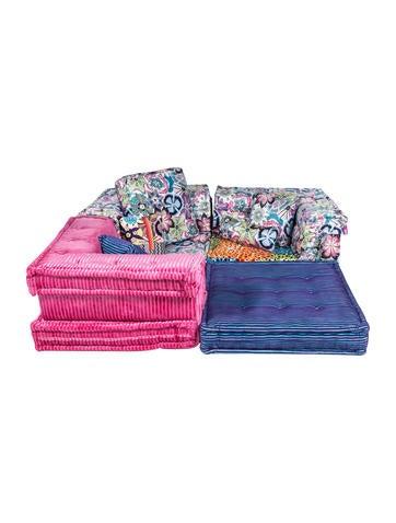missoni mah jong sectional sofa furniture mis41674. Black Bedroom Furniture Sets. Home Design Ideas