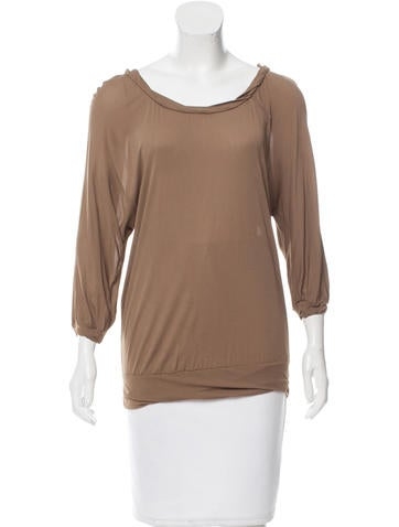 Missoni Long Sleeve Top None