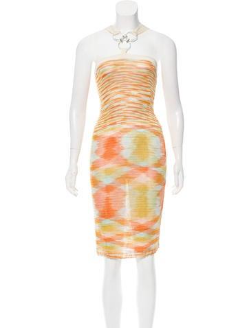 Missoni Midi Knit Dress None