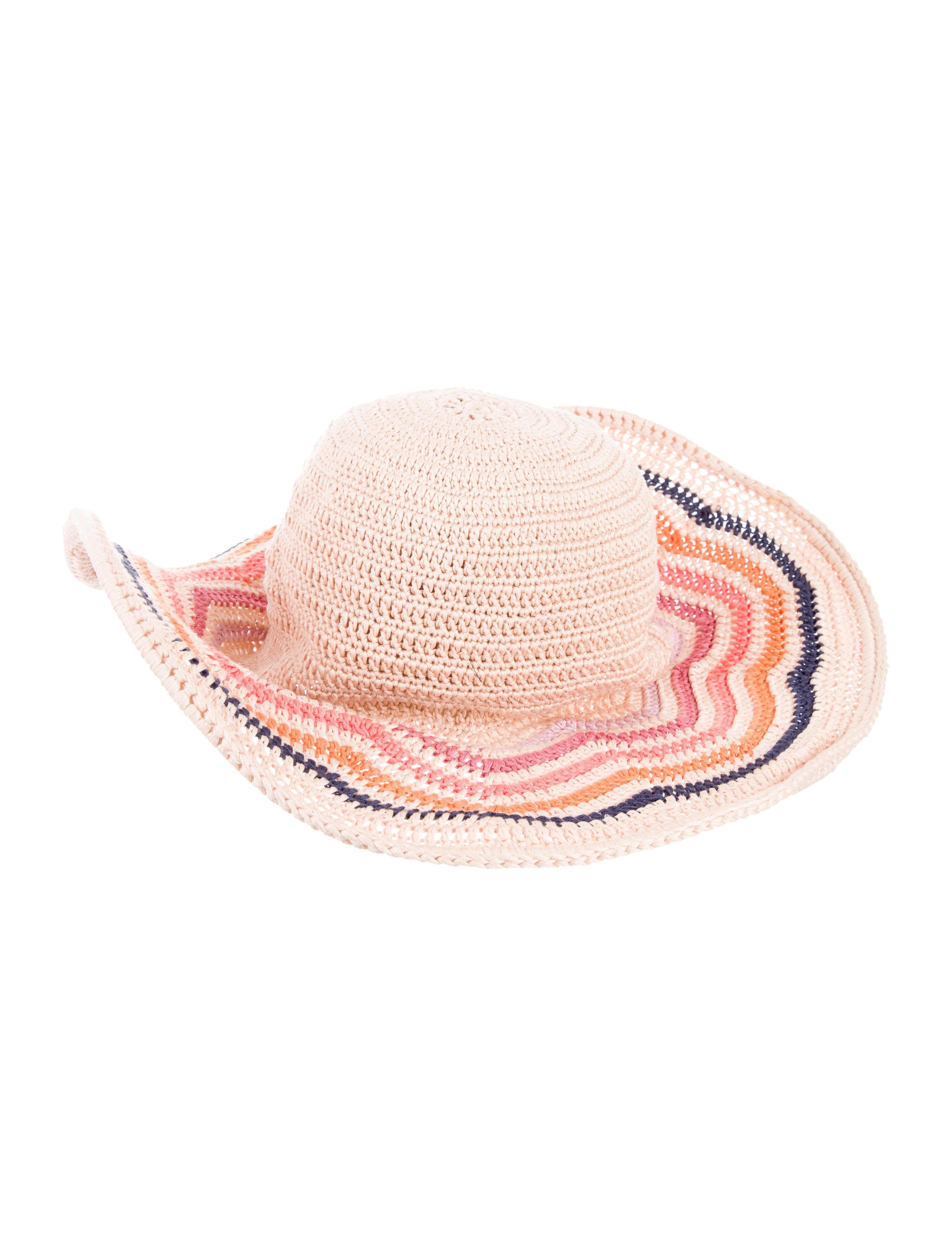 Missoni Woven Bucket Hat - Accessories - MIS42278  c3e32d4724e