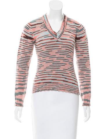 Missoni Mélange Cashmere Sweater None