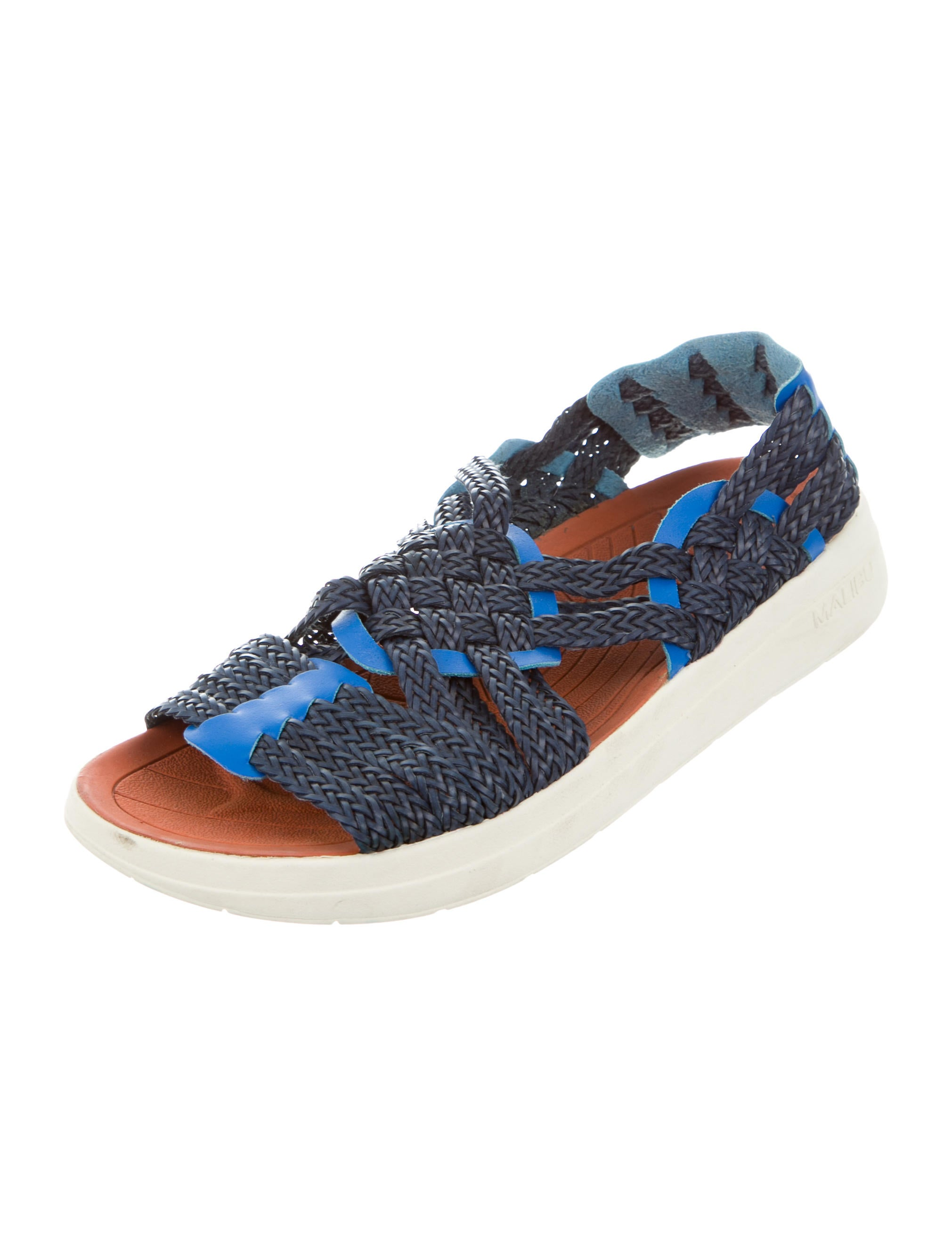 missoni malibu leather sandals shoes mis42382 the