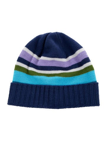 Missoni Striped Wool Beanie None