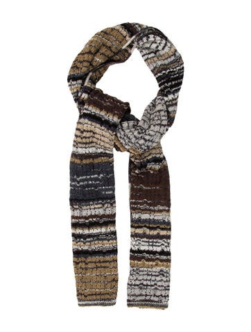 Missoni Wool Bouclé Scarf None