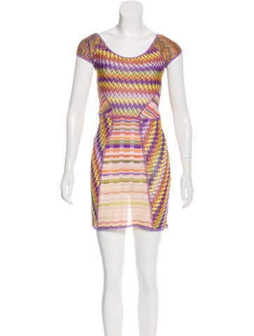 Missoni Mini Knit Dress w/ Tags None