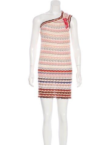 Missoni Wool & Silk-Blend Dress None