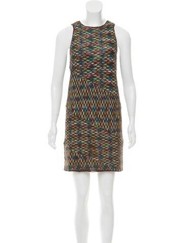 Missoni Mélange Mini Dress None