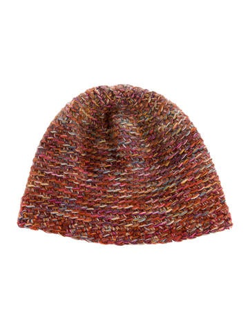 Missoni Wool Patterned Beanie None