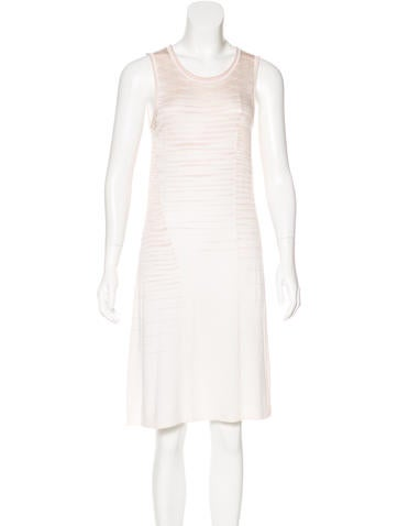 Missoni Wool-Blend Striped Dress None