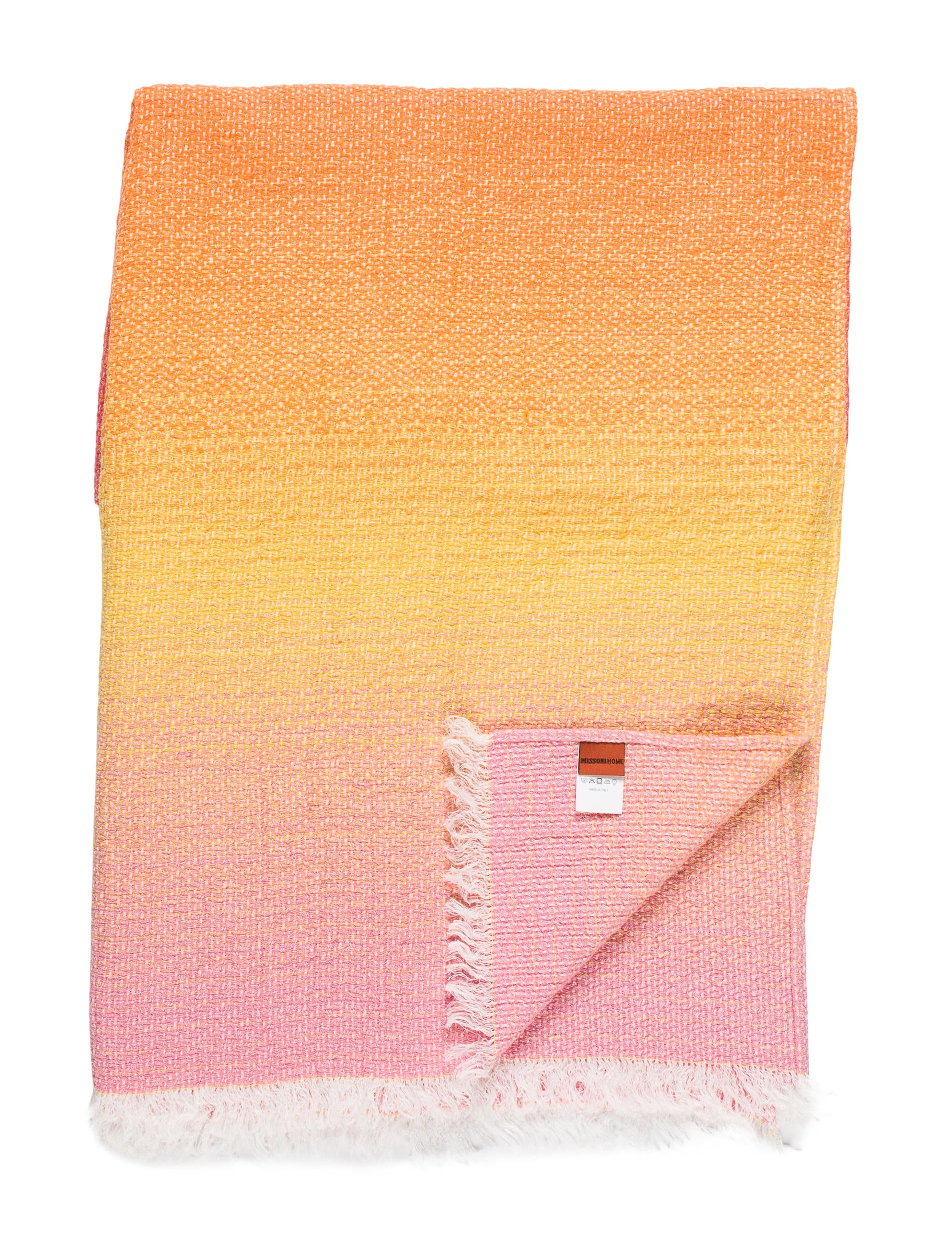 Missoni Sven Throw Blanket - Pillows And Throws - MIS45889 The RealReal