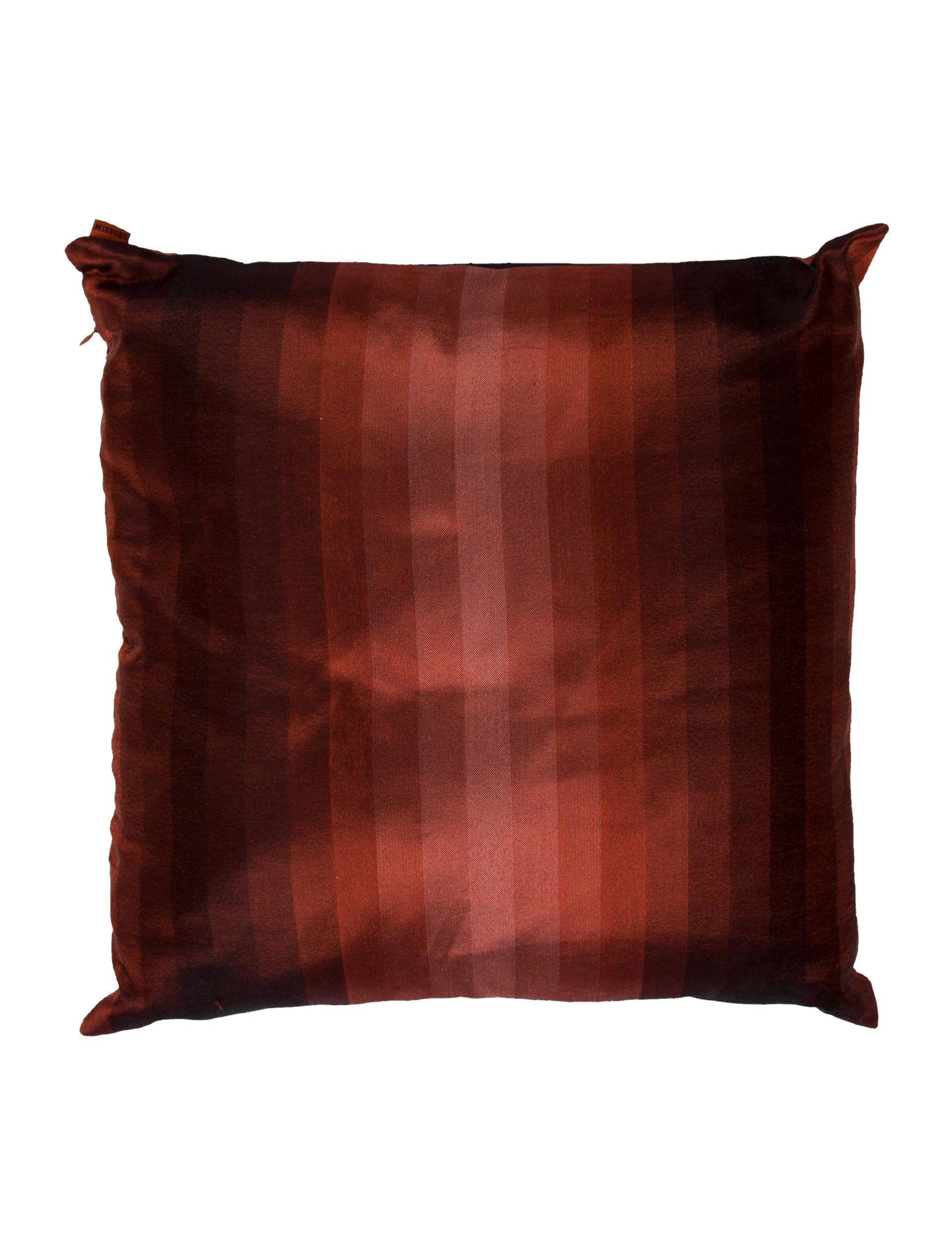 Throw Pillows Set : Missoni Set of 3 Striped Throw Pillows - Pillows And Throws - MIS46654 The RealReal