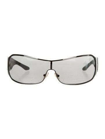 Missoni Shield Mirrored Sunglasses None