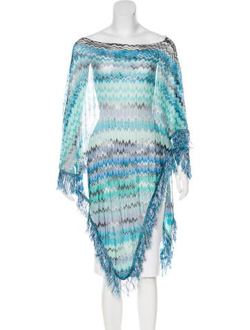 Missoni Oversize Knit Top None