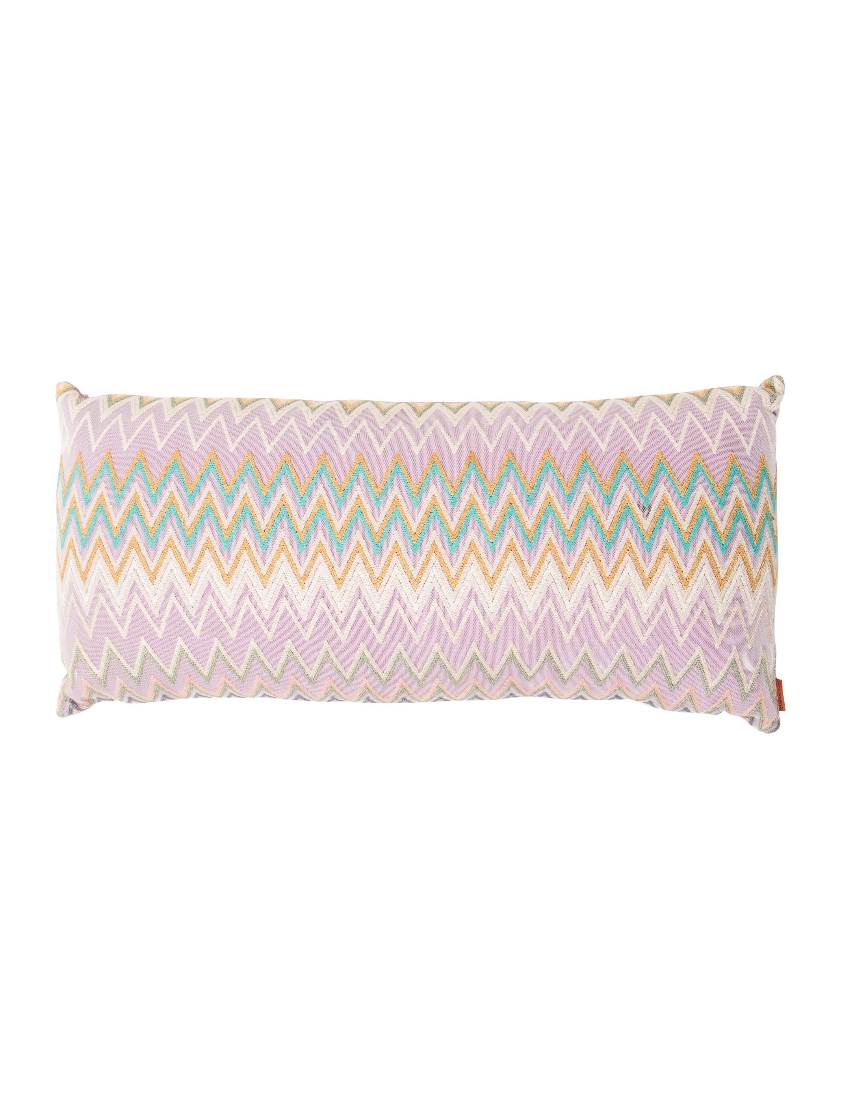 pillow plaid missoni by check large pillows loading moda tailored operandi coat long