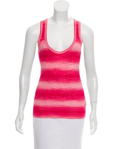 Missoni Striped Sleeveless Top w/ Tags None