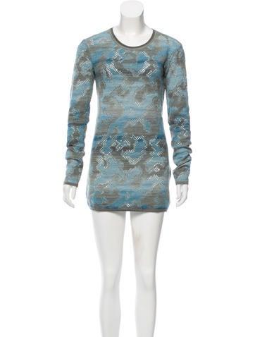 Missoni Mini Sweater Dress None