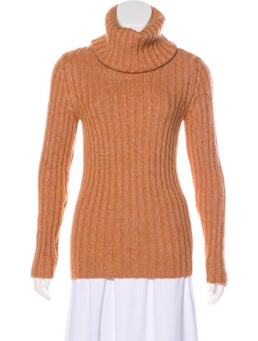Missoni Rib Knit Wool-Blend Sweater None