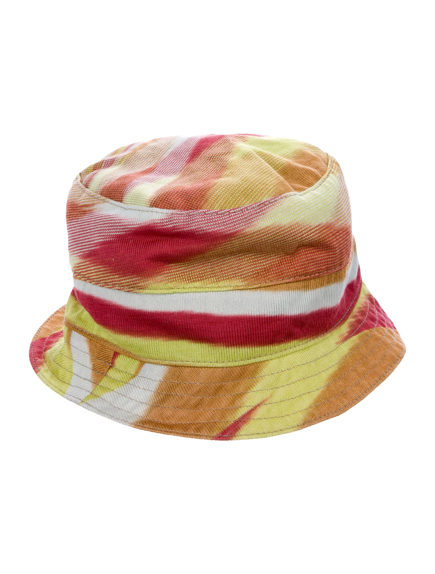 Missoni Printed Bucket Hat - Accessories - MIS50427  d45b1cae1d6