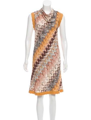 Missoni Knit Midi Dress None