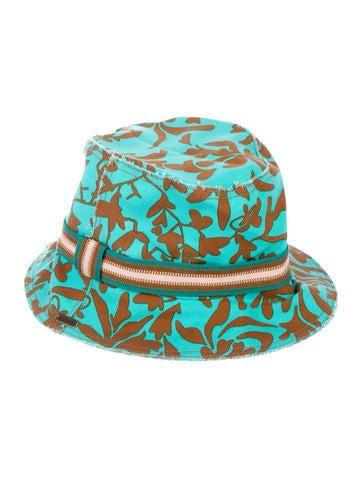 Missoni Printed Bucket Hat - Accessories - MIS60138  e82607d19e5