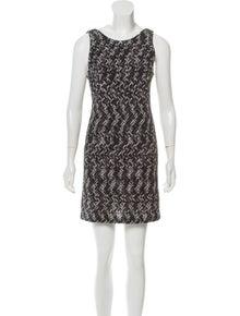 329ca53af5 Missoni. Knit Mini Dress