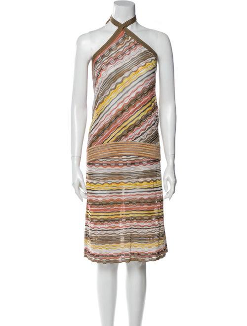 Missoni Printed Skirt Set