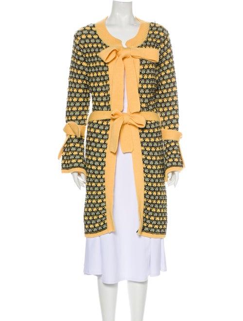 Missoni Wool Printed Sweater Wool