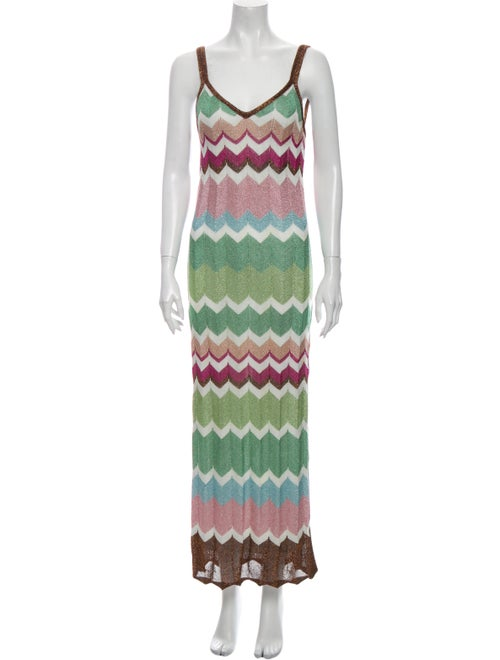 Missoni Striped Long Dress