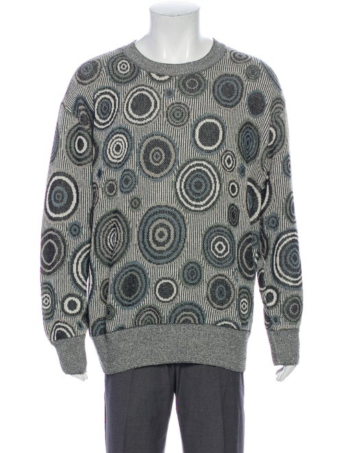 Missoni Sphere Graphic Print Pullover